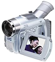"""JVC GRD30 MiniDV Camcorder with 2.5"""" LCD and 16x Optical Zoom by JVC"""