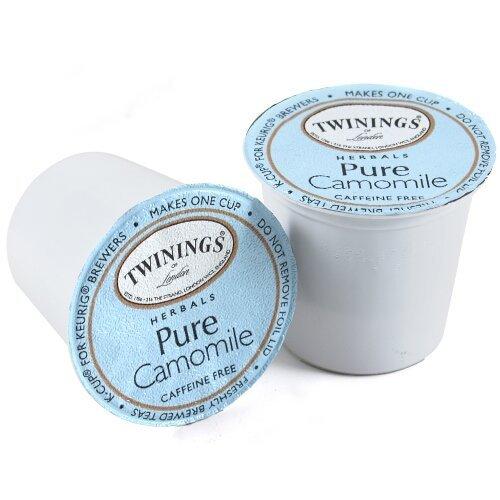 Twinings Pure Camomile Tea Keurig K-Cups, 24 Count