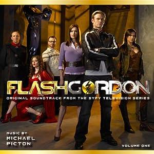Flash Gordon Vol.1:TV Score