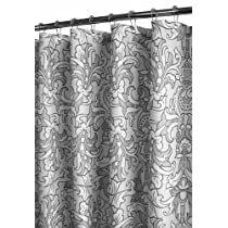 Park B. Smith Rococo Scroll Watershed Shower Curtain