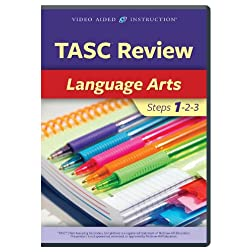 TASC Review - Language Arts Steps 1-2-3