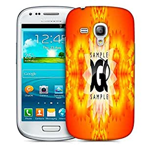 Snoogg Sample Designer Protective Phone Back Case Cover For Samsung Galaxy S3 Mini
