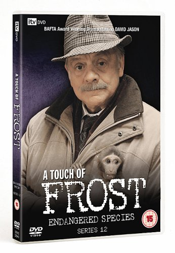 A Touch of Frost - Endangered Species [DVD]