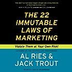 The 22 Immutable Laws of Marketing Hörbuch von Al Ries, Jack Trout Gesprochen von: David Drummond