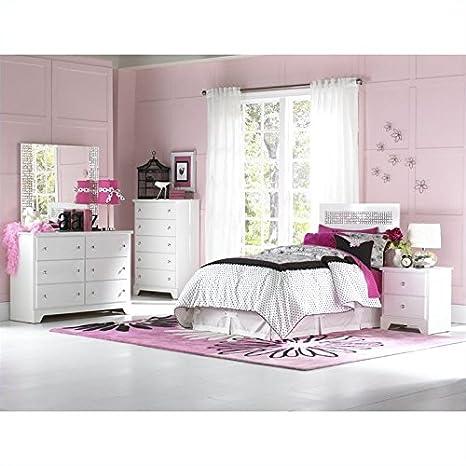 Standard Furniture Marilyn 4 Piece Bedroom Set