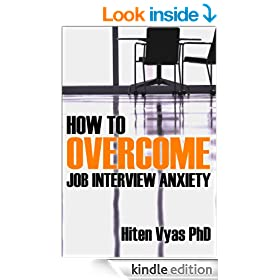 How To Overcome Job Interview Anxiety (NLP series for the workplace)