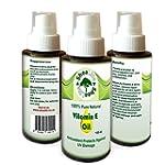Vitamin E Oil 100% Natural Pure for F...