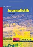 Journalistik. UTB basics