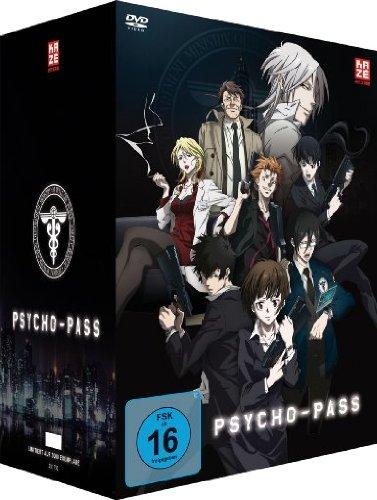 Psycho-Pass - Volume 1