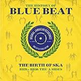 The History Of Bluebeat (2LP Gatefold 180g Vinyl) - Various Artists