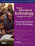 img - for Preparing Teachers to Use Technology by NETS Project (2002-01-15) Spiral-bound book / textbook / text book