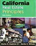 img - for California Real Estate Principles Fifth Edition book / textbook / text book