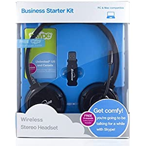 Binatone TALK-5193 Wireless Headset for PC by Binatone Wireless