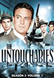 The Untouchables: Season 3 Volume 1 (DVD)