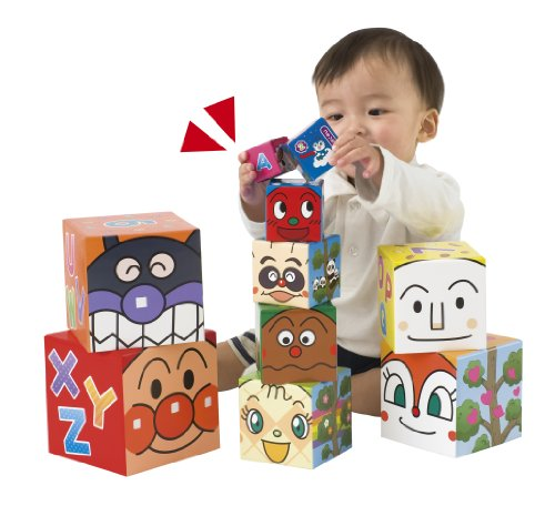 ABC cube counting is Anpanman has been made, which will be a great tree Anpanman