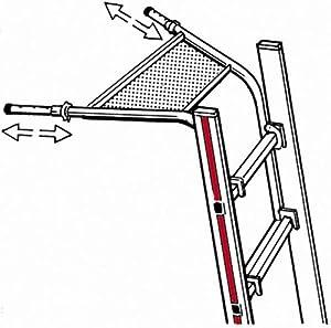 Hymer Wandabstandshalter verstellbar für alle Sprossenleitern  BaumarktKritiken und weitere Informationen