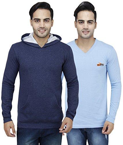 PRO-Lapes-Mens-Hooded-Sweatshirt-T-Shirt-Combo-Pack