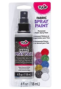 Black Fabric Spray Paint Amazon