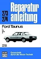 Reparaturanleitung Ford Taunus 1976-1979