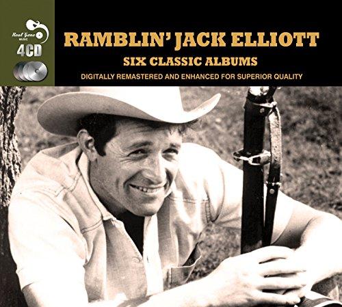 6 Classic Albums - Rambling Jack Elliott (Ramblin Jack compare prices)