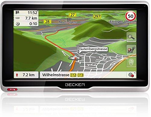 Becker-active6-CE-LMU-Navigationsgert-158-cm-62-Zoll-Bildschirm-20-Lnder-vorinstalliert-TMC-Becker-MagClick-Aktiv-Becker-SituationScan