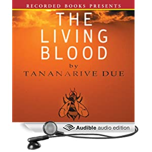 African Immortals 2 - The Living Blood - Tananarive Due
