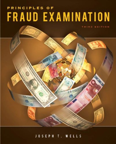 Joseph T. Wells - Principles of Fraud Examination, 3rd Edition