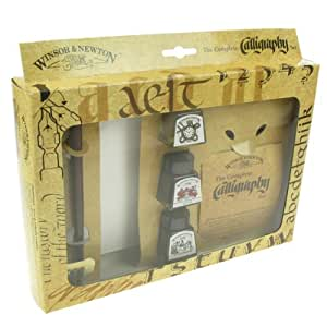 Calligraphy Komplett Set Von Winsor Und Newton Spielzeug