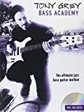 Tony Grey Bass Academy (Book/DVD)