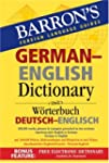 Barron's German-English Dictionary: W...