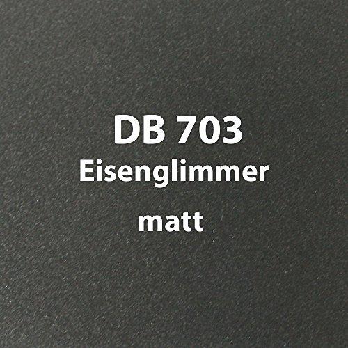 tupflack 50 ml viele verschiedene farben db 703 eisenglimmer matt. Black Bedroom Furniture Sets. Home Design Ideas
