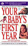 Your Baby's First Year (0553587943) by American Academy of Pediatrics