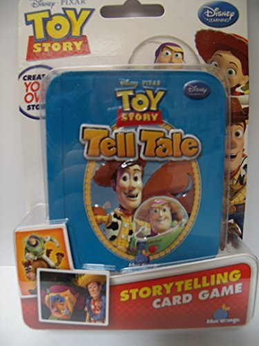 Tell Tale Toy Story