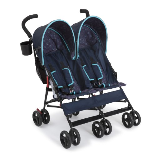 Delta Children'S Products Night Sky Lx Side By Side Stroller