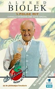 Alfredissimo kochen mit bio cornelia froboess und jutta for Kochen mit biolek
