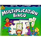 Multiplication Bingo ~ School Zone Publishing...