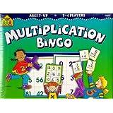 Multiplication Bingo ~ School Zone Publishing...
