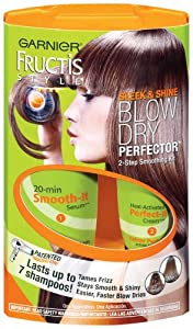 Garnier Fructis Style Sleek and Shine Blow Dry Perfector Kit