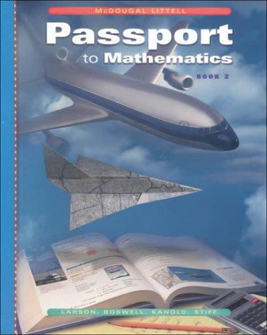 Passport to Mathematics Book 2