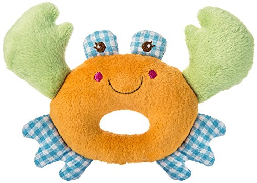 Mary Meyer Baby Buccaneer Octopus Rattle