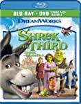 Shrek The Third (Blu-Ray + DVD) (Bili...