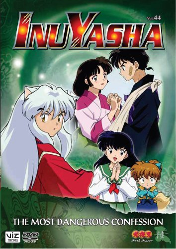 Inuyasha, Vol. 44: The Most Dangerous Confession