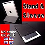 InSpire Sleeve / Stand for iPad 4th/3rd/2nd Gen, Black