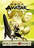 Avatar The Last Airbender - Book 2 Earth, Vol. 2