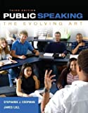 img - for Public Speaking: The Evolving Art (with MindTapTM Speech Printed Access Card) book / textbook / text book