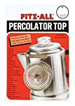 Fitz-all Universal Replacement Top Fits Most Percolators Harold Import New #135 by Branded