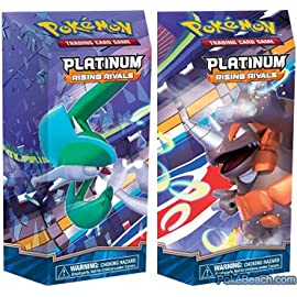 Pokemon TCG: Platinum Rising Rivals Theme Deck