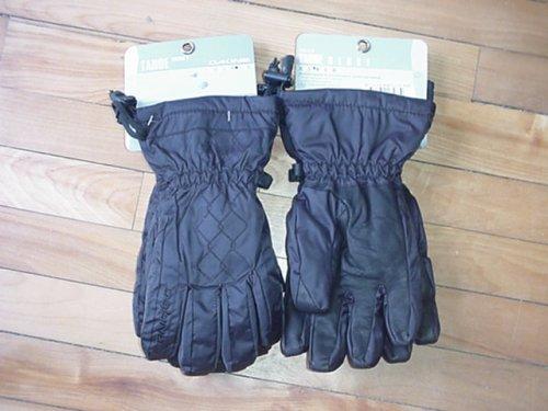 Dakine Ladies Womens Tahoe Gloves Black Womens Large L