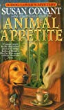 img - for Animal Appetite (Bantam Crime Line Books) book / textbook / text book