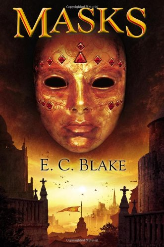 Image of Masks: The Masks of Aygrima: Book One